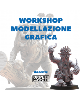 WORKSHOP DI SCULTURA DIGITALE
