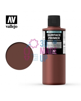 Vallejo primer: German red brown