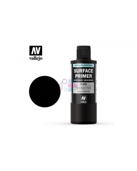 Vallejo primer: gloss black