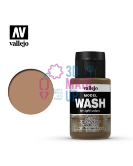 Vallejo Model Dark Brown