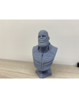 Miniature Busto Thanos - Infinity War, pezzo grezzo by 3D MadeUp